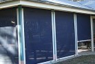 Albion VIC Clear pvc blinds 3